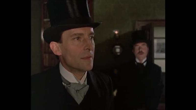 Сериал Приключения Шерлока Холмса The Adventures of Sherlock Holmes 1