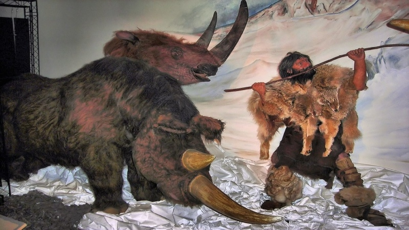 Mammoth Journey Walking with Beasts BBC Documentary Series Episode 6