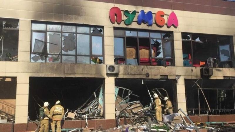В детском центре на юге Казахстана прогремел взрыв