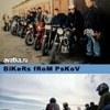 Bikers from Pskov