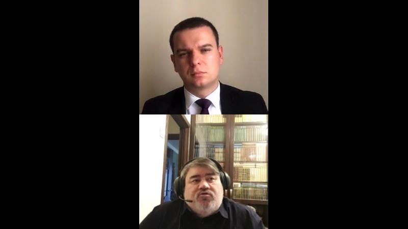 Борис Рожин (Colonel Cassad) о Сталине и Медведеве, Карабахе, губернаторе Севастополя и конституционной реформе в Белоруссии