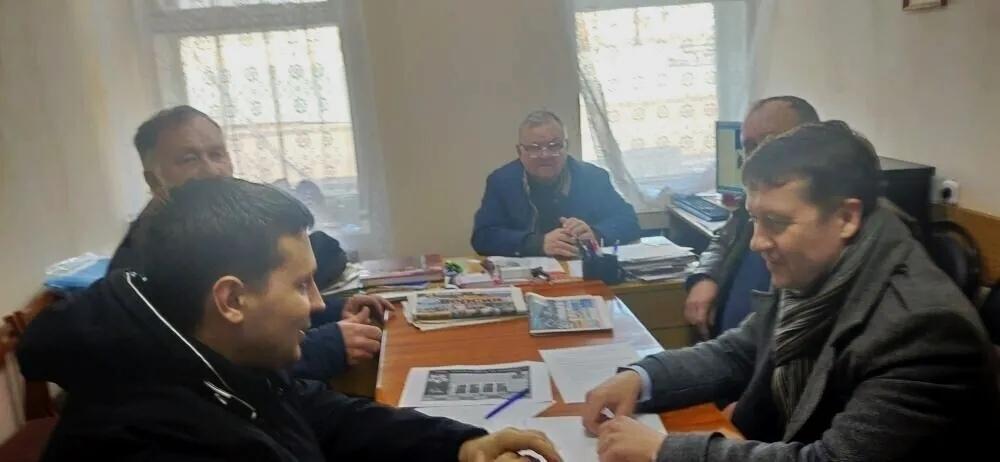 В районном совете ветеранов обсудили вопрос технического состояния воинских мемориалов - памятников участникам Великой Отечественной войны