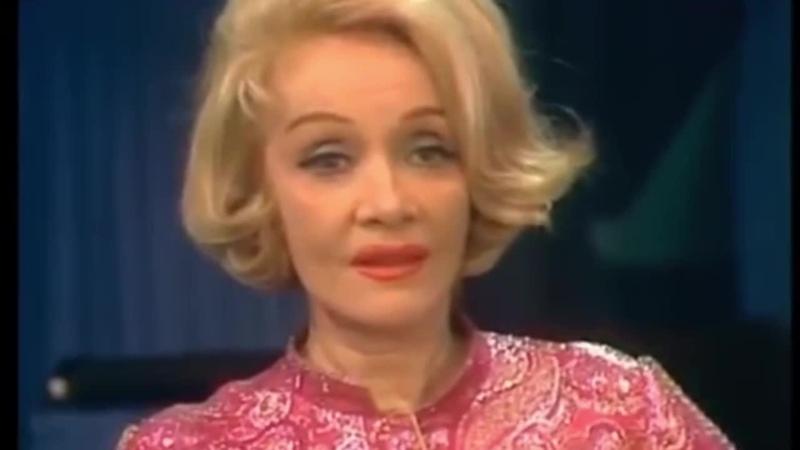 Марлен Дитрих женщина на войне в брюках и в кино