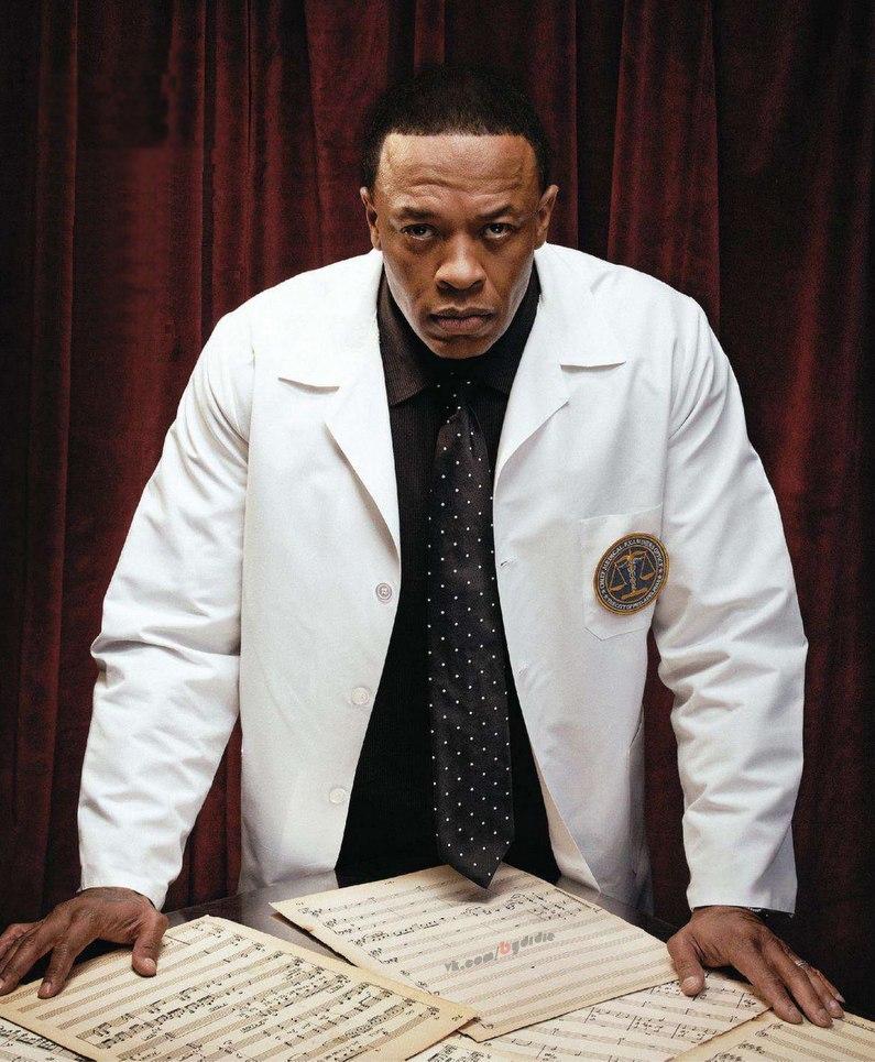 Доктор Дре попал в реанимацию