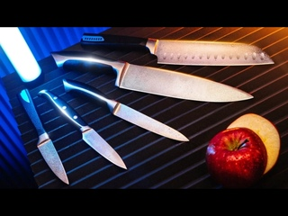 КУХОННЫЕ НОЖИ. Купить НАБОР ножей или взять пару НУЖНЫХ Без чего НЕ ОБОЙТИСЬ