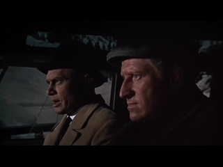The Double Man (1967) Yul Brynner, Britt Ekland
