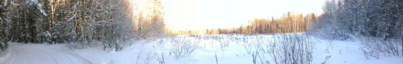 Лыжная база УВЗ, трасса 5км