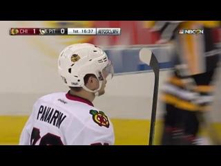НХЛ 16-17. Двадцать шестая заброшенная шайба в сезоне 2016 - 2017.