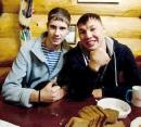 Личный фотоальбом Никиты Щербака