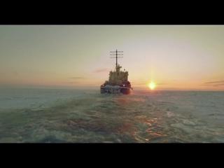 Ледокол ДИКСОН, Белое море