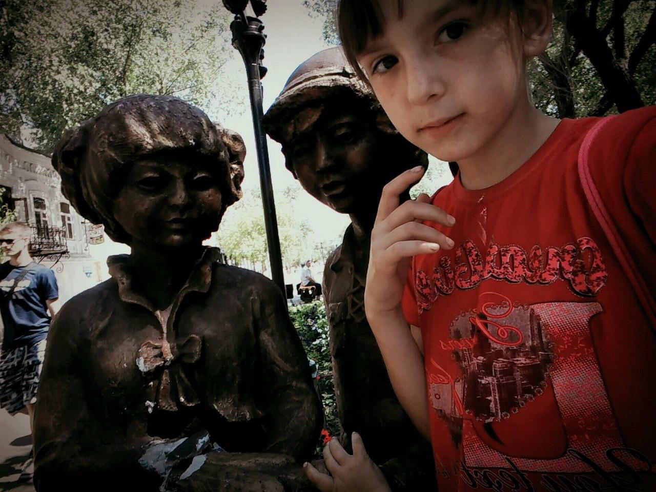 Элла Бушева, 11 лет