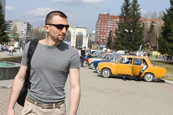 Евгений Никитенко, Белоярский, Россия