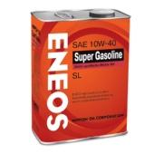 Масло ENEOS Semisynthetic GASOLINE 10/40 CG-4 п/с (4л)