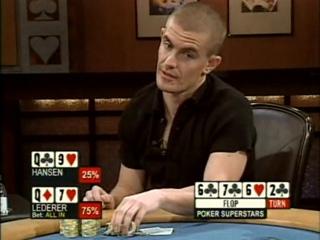 Poker Superstars Invitational Tournament. Season1. Episode 8