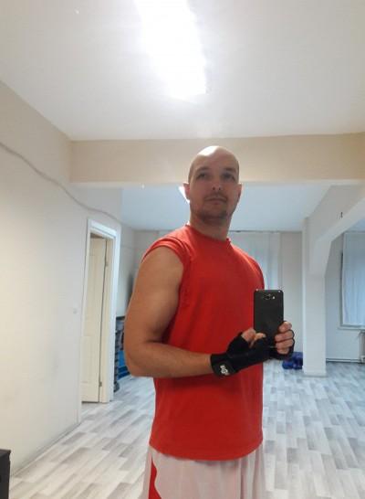 Dan, 34, Gent