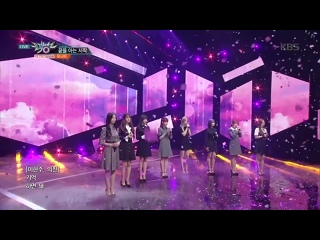 """[PERF] 181012 UNI.T - """"Begin With The End"""" @ Music Bank"""
