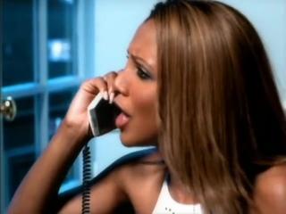 Toni Braxton (Тони Брэкстон) - Just Be A Man About It - Mtv Hits