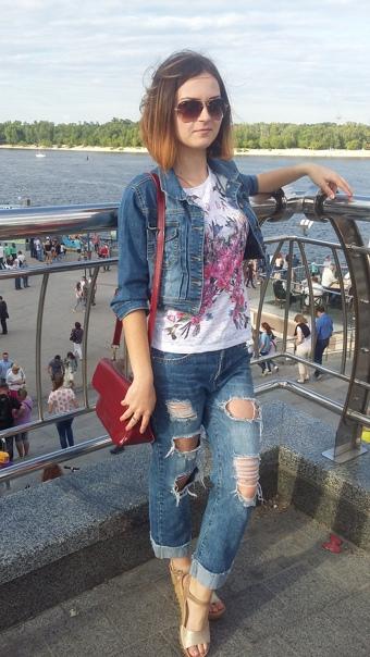 Ирина Козлова, Киев, Украина