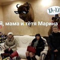 Фотография страницы Матвея Ошарина ВКонтакте