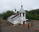 Свято-Георгиевский-Храм Пригорское