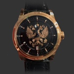 Louis Moinet Limited editions Russian Eagle