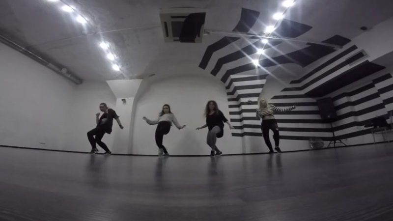 BadMan Choreo by JuliYago