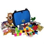 Набор игр и игрушек для путешествия с детьми