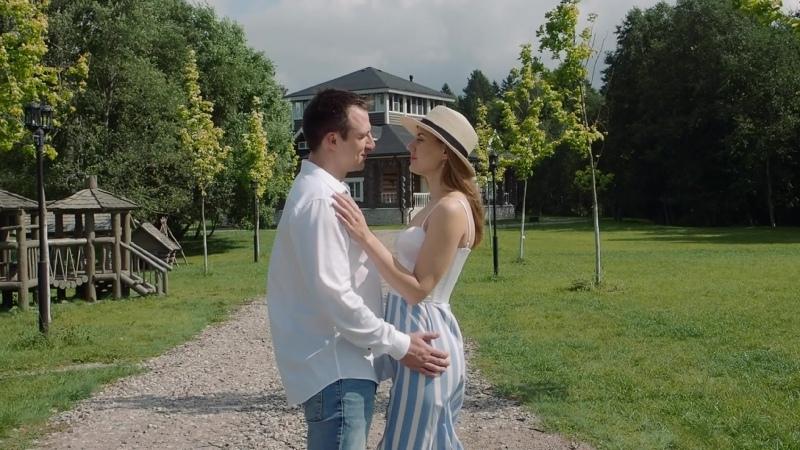 Романтика для двоих в эко парке Времена года