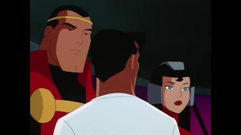 Сезон 01 Серия 02 Супермен 1996 2000 Superman The Last Son of Krypton Part II