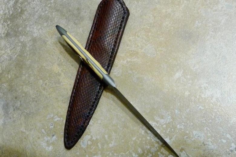 Нож игла, изображение №3