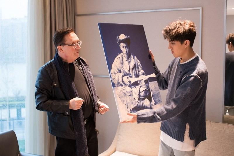 Творчеством Димаша Кудайбергена заинтересовались британские СМИ, изображение №10