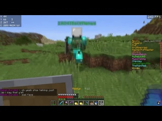 [fruitberries] TNT Minecart Madness - UHC Trap