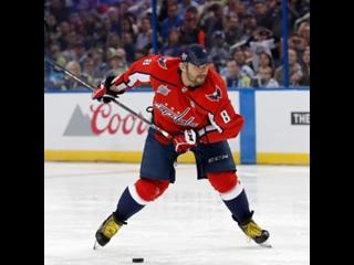 Овечкин — лучший россиянин в истории НХЛ