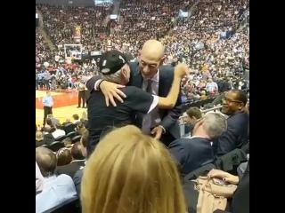 Болельщик «Торонто» попросил Сильвера вручить ему чемпионский перстень
