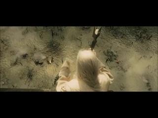 Вырезанная сцена «Властелин колец: Возвращение короля». Гибель Сарумана.