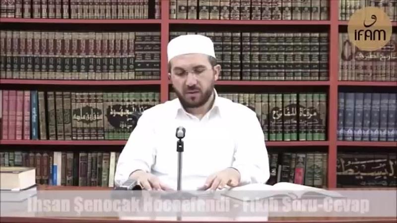 (F006) Sigara İçmenin Hükmü - İhsan Şenocak Hoca.mp4
