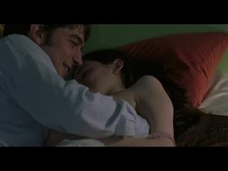 A Ma Soeur (2001, Roxane Mesquida)(эротическая постельная сцена из фильма знаменитость трахается,инцест,сиськи,попка,аниме,куни)