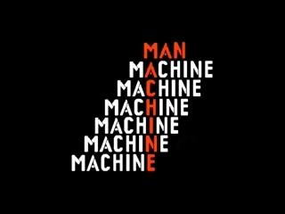 [3][ F]   kraftwerk  ★  the man machine  ★  kling klang  digital mix