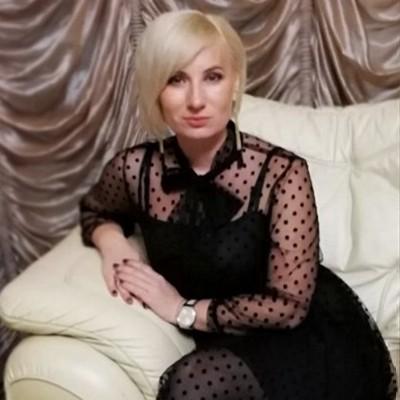 Татьяна Первакова