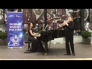 """П.И. Чайковский, """"Сентиментальный вальс"""" / Семён Саломатников (труба)"""