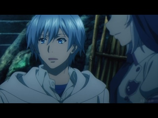 Удар Крови IV / Strike the Blood: OVA-IV - 4 сезон 3 серия (Озвучка) [AniDub]