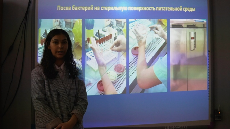 Доклад участницы Всероссийского конкурса Мой вклад в величие России Зурначян Майи (9 класс)