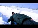 Сквозь снег по-пластунски!