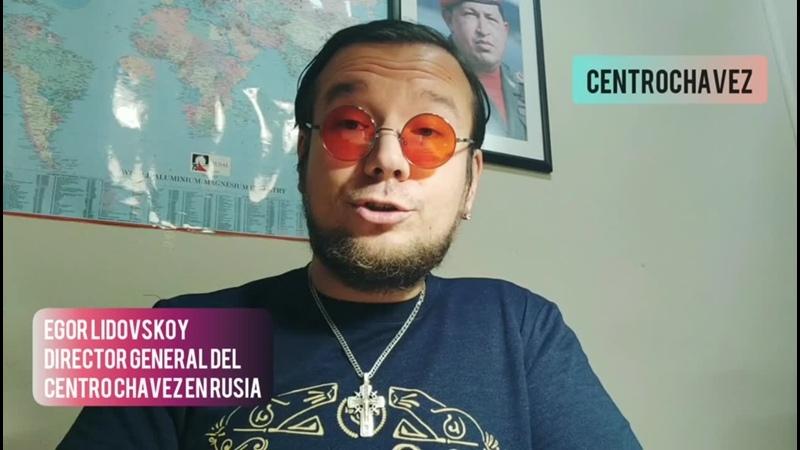 CCHTV Centro Chávez felicita al Comandante Daniel por su 75 Aniversario