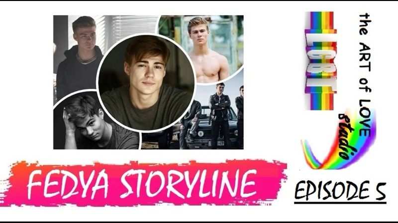 First Swallows Fedya Gay StoryLine Episode 5 Subtitles English