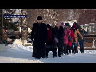 Алтайские учёные заинтересовались сенсационными историческими открытиями, сделанными священником из Усть-Пристанского района