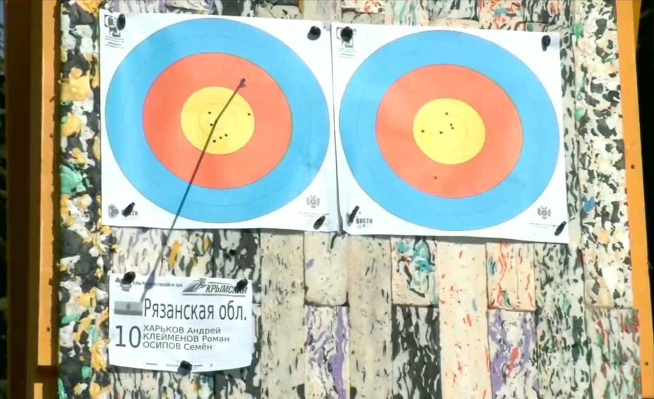 стрельба в тройках