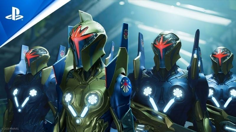 Стражи Галактики Marvel Сюжетный трейлер