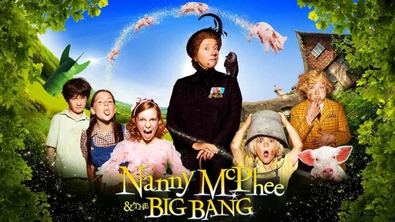Моя ужасная няня 2 Nanny McPhee and the Big Bang 2010 6