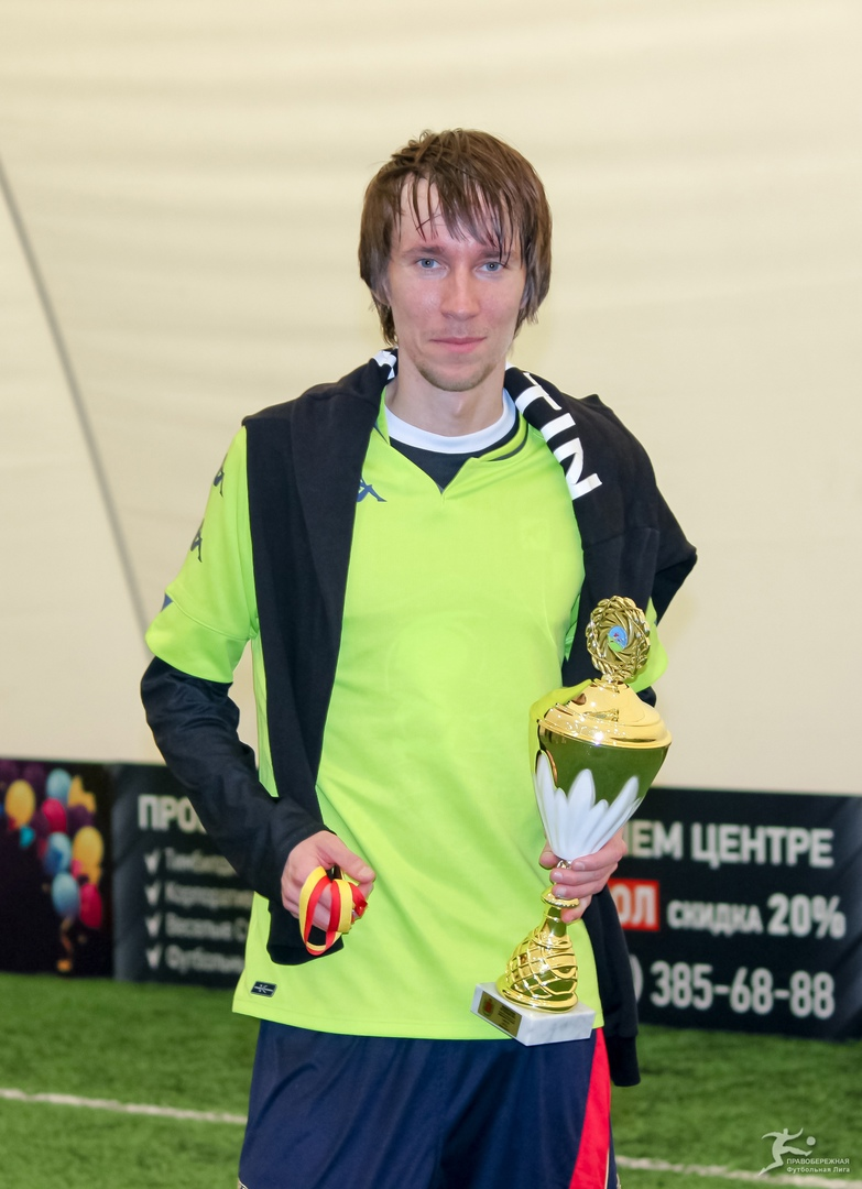 Дмитрий Никитин (812) - победитель дивизиона Пучкова.